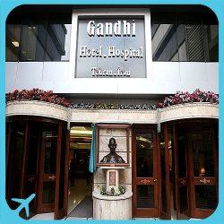 Gandhi Hotel in Iran